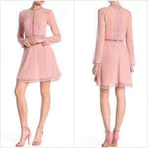 Bardot Cherie Dobby dress